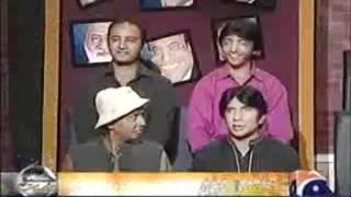 PIA air hostesses + Nayaab Saanp