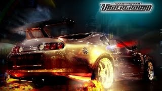 Need For Speed Underground 2. Musical Gameplay Hadouken - Levitate