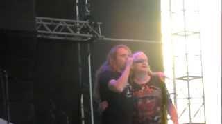 Harlej - Přirození II. - Live Votvírák 2012