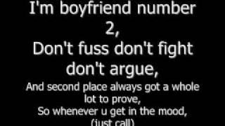 Boyfriend #2 by Pleasure P Lyrics