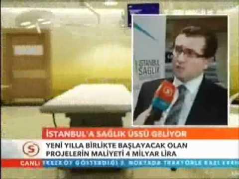STV PROF. DR. ALİ İHSAN DOKUCU İSTANBULDA SAĞLIK YATIRIMLARI.wmv
