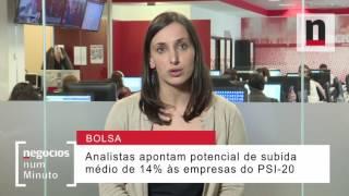 O que pode acontecer na bolsa de Lisboa em 2017