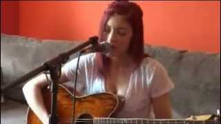 "Nelly Furtado ""I'm Like A Bird"" acoustic cover by Maria Kacanda"