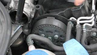 How to adjust camshaft timing on a TDI PD pumpe duse 1.9L engine (VW and Audi)