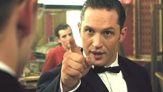 LEGEND Red Band Movie Clip - What Are You F#cking Playing At? (2015) Tom Hardy