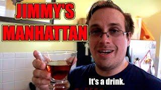 Drink Break: Jimmy's Manhattan