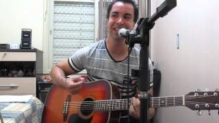 Giordano Forasteiro- quero voltar lá pra Bahia (cover) Paulo Diniz- Reggae