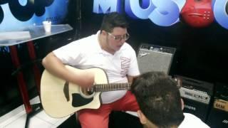 Lucas Galante - Jesus Filho de Deus - Fernandinho