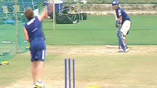 Sachin Tendulkar practice hard to regain his form for CL T20