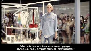 [INDO SUB & LIRIK] G-Dragon --- Who You (MV HD)