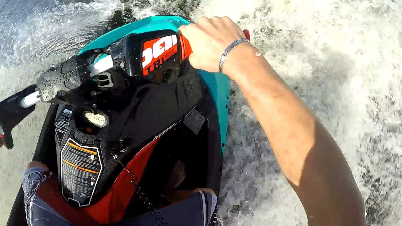 Sea-Doo Spark Trixx - GoPro Edit