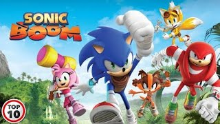 TOP 10 SAGA SONIC GAMES FOR ANDROID IOS MOD GAMING FANS 2018