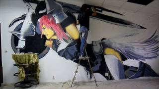Graffiti Final Fantasy