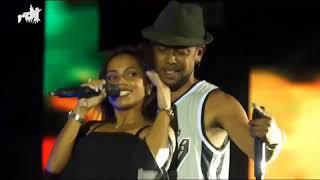 Raboussa feat Stéphanie - Omeo Fitia ( Live RDJ Mozika Awards 2017) width=