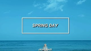 Lee Hyun - Spring Day by BTS (Cover) [Traducida al español]