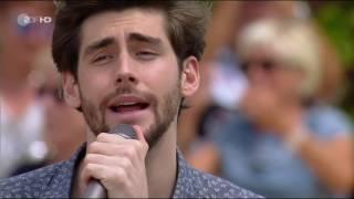 Alvaro Soler - El Mismo Sol - ZDF Fernsehgarten on Tour 30.04.2017