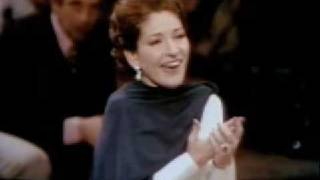 Maria Callas  La Diva - O Mio Babbino Caro - Live