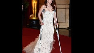 Celebrities on Crutches: Who Does It Best?