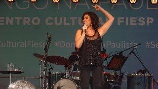 Zizi Possi - O gosto do Amor - Centro Cultural Fiesp