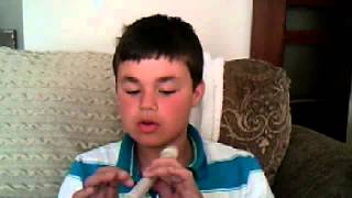 Charm a snake on recorder