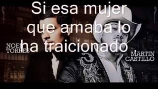 """(Letra) """"Curando Las Penas"""" - Martin Castillo Ft. Noel Torres"""
