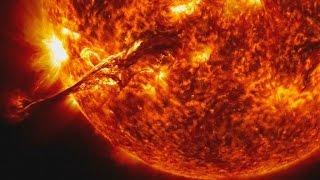Ultra HD Aufnahmen: So scharf haben Sie die Sonne noch nie gesehen
