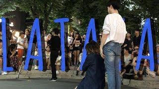 [IN PUBLIC] (G)I-DLE (여자)아이들 - LATATA ~ Dance Cover by Bela & Gu Kawashita