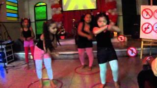 Dança do canguru - Aline Barros