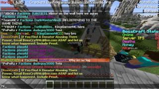Bosscraft Faction By HiddenShadow133
