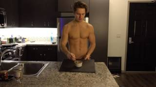nutella cookie bowl