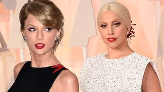 Lady Gaga Gives Taylor Swift Love Advice