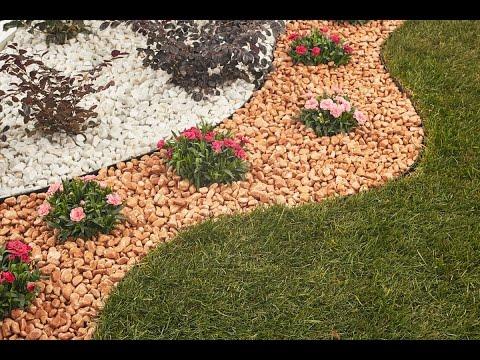 Come creare un 39 aiuola in giardino fai da te mania for Pietre per aiuole