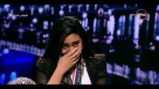 مساء dmc - بكاء ندى أحمد ( ذوي الإعاقة ) بعد رؤية كلمتها أمام الرئيس السيسي فى المؤتمر الدولي