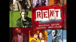 RENT I'll Cover You Reprise Audio
