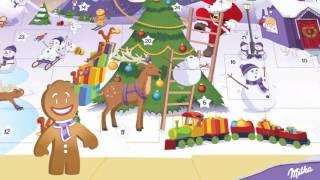 Milka - Vánoční písničky - Otevírání kalendáře