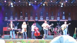 Alison Krauss + Union Station - Baby, Now That I've Found You - Telluride Bluegrass Festival 2010