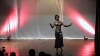 Bellydance Renata Silva  2ª Mostra Baiana de Danças Árabes e Tribal