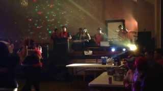 Guanaco's Show - En Vivo (Live) en El Camaleon de Akron, Ohio. Video 1 Cheverisimo