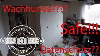 ## Lost Place ## Verlassenes Bürogebäude ##  Wachhunde ?? ## Datenschutz??  ##