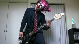 System Of A Down - Violent Pornography  Bass Cover