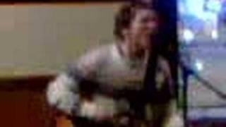 Stuart Mackenzie plays G-L-O-R-I-A