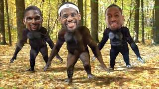 NBA Funny Dance Mix - Laffy Taffy ᴴᴰ