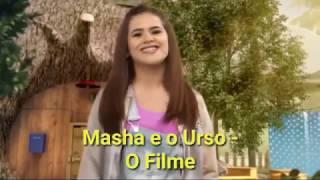 Masha e o Urso - O Filme: Part. Especial de Maisa Silva e Silvia Abravanel