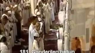 Subhane Rabbike Rabbil İzzeti Amma Yesifun Saffat Suresi Son 3 Ayet