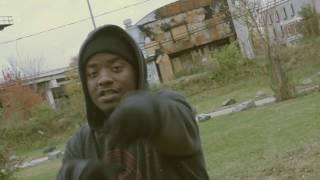 Brent young-MILITANTZ (MUSIC VIDEO) #DA7MG