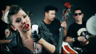 Tom Stormy Trio feat. Rhythm Sophie - Rockabilly Rhythm (Official video)