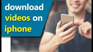 How to Download ANY Videos on iPhone/iPad from Internet?