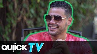Freddo, se unió con Espinoza Paz para el hit, LLEVAME - Entrevista Exclusiva - Quiick TV