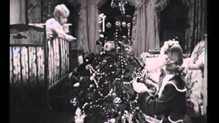 Tommy Edwards sings Christmas Is For Children 1951 MGM video Anne Shirley
