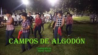 CAMPOS DE ALGODÓN Linedance